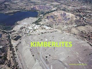 KIMBERLITES