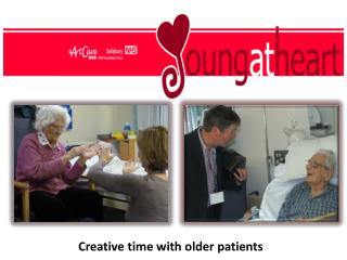 Young at Heart Salisbury Hospital