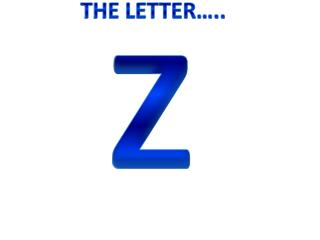 THE LETTER…..