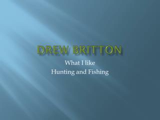 Drew Britton