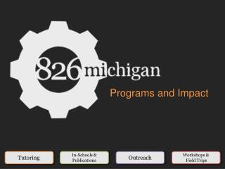 Programs and Impact