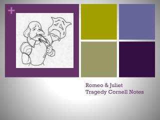 Romeo & Juliet Tragedy Cornell Notes