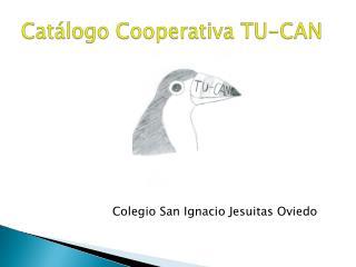 Catálogo Cooperativa TU-CAN
