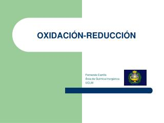 OXIDACI N-REDUCCI N