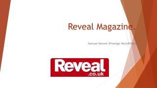Reveal Magazine.