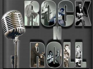 Rockmusiken kommer  ifrån  bluesen  i början av 1900-talet