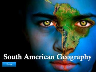 South  American Geography
