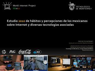 PROYECTO INTERNET Cátedra de Comunicaciones Digitales Estratégicas