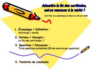 1.  tymologie