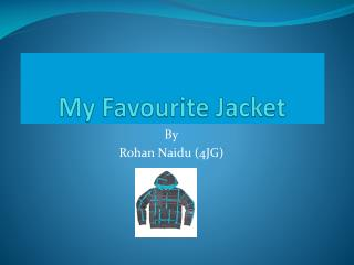 My Favourite Jacket