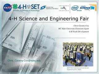 4-H Science and Engineering Fair