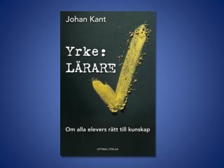 Vem är Johan Kant?