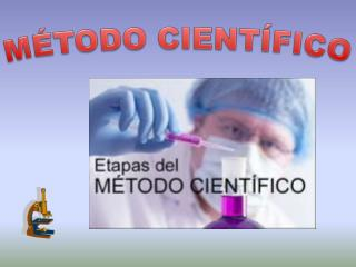 M�TODO CIENT�FICO