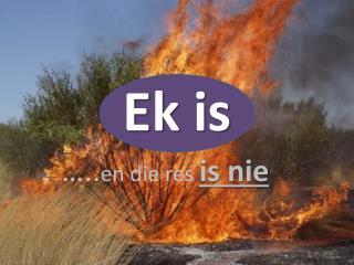 Ek is