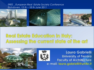 Integrated environmental and economic accounting in Italy