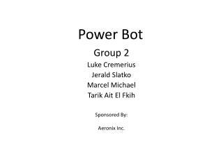 Power Bot