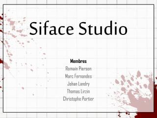 Siface  Studio