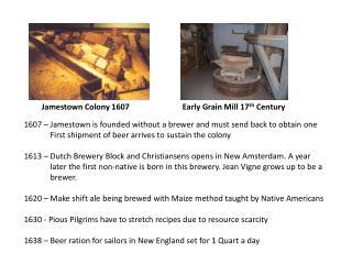 Jamestown Colony 1607