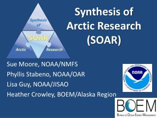 Synthesis of Arctic Research (SOAR)