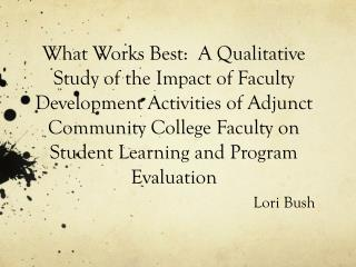 Lori Bush