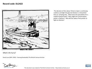 This document was created at The British Cartoon Archive - cartoons.ac.uk