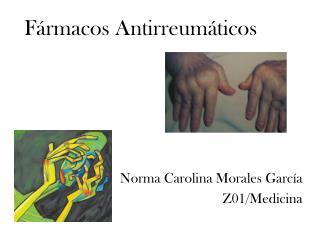 F rmacos Antirreum ticos