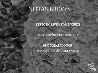 NOTAS BREVES