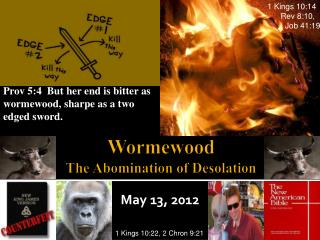 Wormewood The Abomination of Desolation