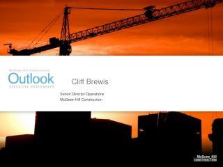 Cliff Brewis
