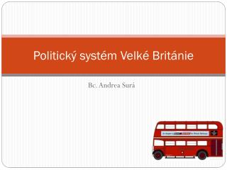 Politický systém Velké Británie