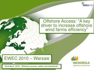EWEC 2010 – Warsaw