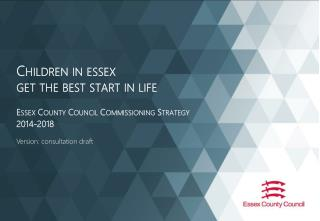 Children in essex  get the best start in life