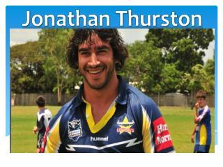 Jonathan Thurston
