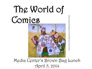 The World of Comics