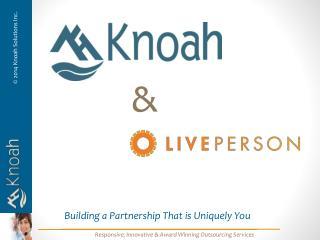 Building a Partnership That is Uniquely You