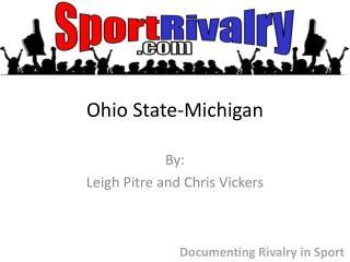 Ohio State-Michigan