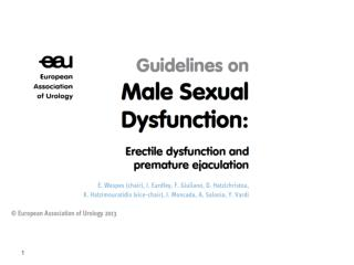 Chapter 3. TREATMENT OF ERECTILE DYSFUNCTION Section 3.5.3. Shockwave therapy (page no. 555)