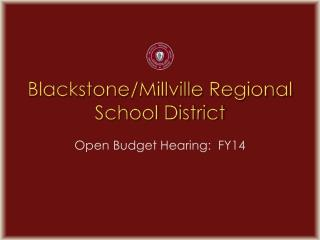 Blackstone/Millville Regional School District