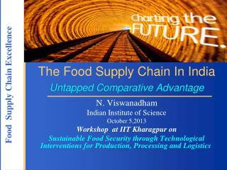 The Food Supply Chain In India Untapped Comparative Advantage