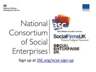 Sign up at  3SC/ ncse -sign-up