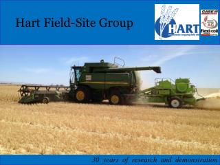 Hart Field-Site Group