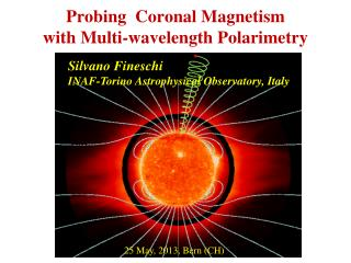 Probing  Coronal Magnetism with  M ulti-wavelength Polarimetry