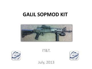 GALIL SOPMOD KIT