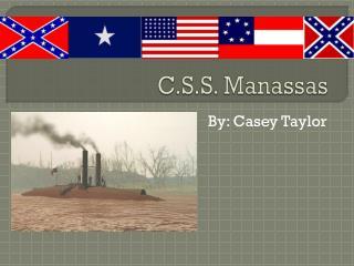 C.S.S. Manassas