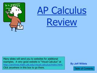 AP Calculus Review