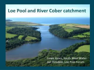 Loe  Pool and River  Cober  catchment