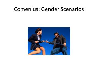 Comenius: Gender Scenarios