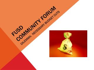 FUSD  Community forum