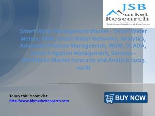JSB Market Research: Smart Water Management Market