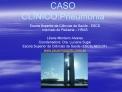CASO CL NICO:Pneumonia